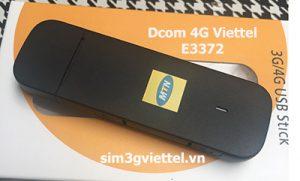 Dcom 4G Vinaphone E3372 giá rẻ
