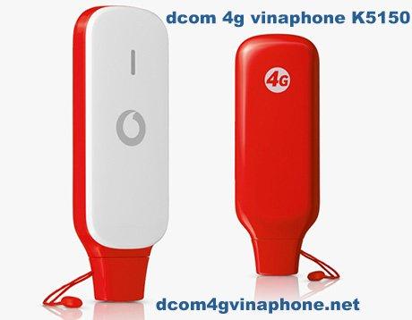 usb dcom 4g vinaphone k5150 chạy 4G cực nhanh